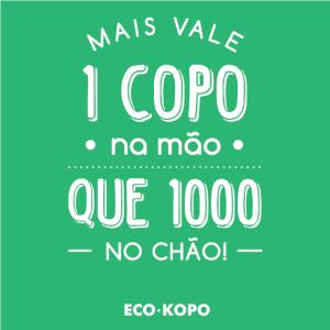 Slogan da ECO-KOPO